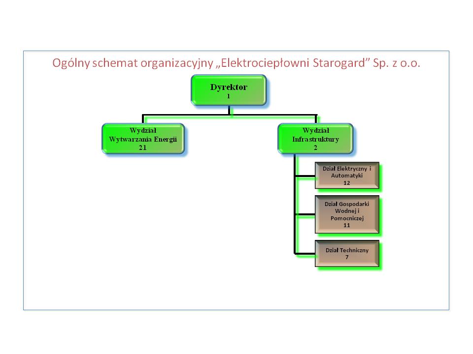 Schemat organicacyjny